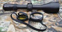 Nikko Stirling Diamond 30mm 3-12x56 Illuminated no4 Dot Reticle Rifle Scope
