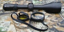 Nikko Stirling Diamond 30mm 3-12x56 Illuminated no4 Dot Reticle Rifle Scope