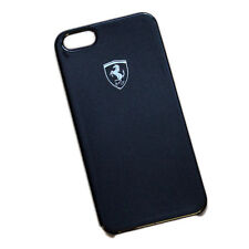 Ferrari iPhone 5 / 5S 5SE High Gloss Black Cell Phone Case CG Mobile FESIHCP5BL