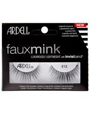 Ardell Mink Faux 812 Ojos Pestañas invisiband ligero completo Lash Look