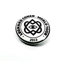 LEONARD COHEN - World Tour 2013 - Button Pins Spille - Old Ideas - Hearts
