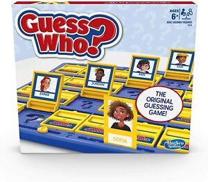 Guess Who Juego de Mesa Hasbro