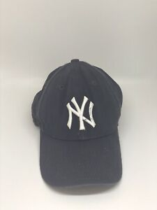 Youth New York Yankees Black Baseball Cap New Era