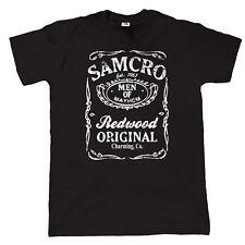 SAMCRO Redwood Original Mens Biker T Shirt Motorcycle Club Charter M