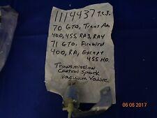 1970-71 N.O.S T.C.S Switch 400, 455, R.A #1114437