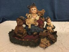 Boyds Bear Yesterdays' Child Kelly and Company Bear Collector 3542