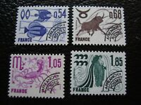 FRANCE - timbre yvert et tellier preoblitere n° 146 a 149 n** (A6)stamp french