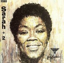 Sarah + 2 [Remaster] by Sarah Vaughan (CD, Oct-2006, Roulette Records)