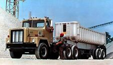 1972 International Paystar 5000 Mixer Truck Photo c2150-F1KUVC