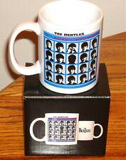 THE BEATLES A HARD DAYS NIGHT COFFEE MUG New In Box!