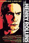 The Henry Rollins Show: Season 1, , Excellent DVD, Ben Folds, New York Dolls, He