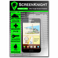 ScreenKnight Samsung Galaxy Note I / 1 N7000 SCREEN PROTECTOR invisible shield