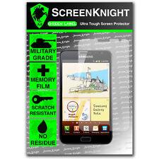 ScreenKnight Samsung Galaxy Note I / 1 N7000 SCREEN PROTECTOR invisible shield