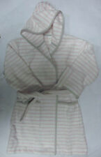 Girl / boy bath towel robe ex  PETIT BATEAU  dressing gown 2 - 14 years RRP £40