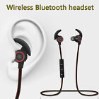 Sport in Orejas Cascos auriculares sin hilos Bluetooth Headset Cool Beats sonido