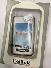 Samsung F480,F480T,F480V TPU Case - Clear Ash TPU6310-202 Brand New in packaging