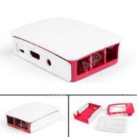 Original Officiel Case Bo?tier Box Shell Cover Pour Raspberry Pi 3 Mod¨¨le B