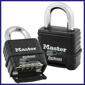 Master Lock 1178D Combination Padlock ***NEW MODEL***