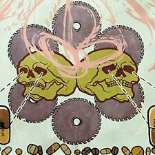 AGORAPHOBIC NOSEBLEED-FROZEN CORPSE STUFFED WITH DOPE (LTD BLUE) VINYL LP NEU