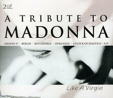 Various Artists - Tribute to Madonna: Like a Virgin / Various [New CD] Holland -