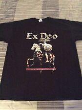 EX DEO caligvla Shirt XL - Urfaust,Empyrium,Ulver,Alcest