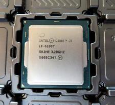 Intel Core i3-6100T Processor (3M Cache, 3.20 GHz)Sockel 1151