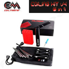 AUTHENTIC Coil-Master Coiling Kit V4 (6-in-1) | DIY Coil Build Toolkit