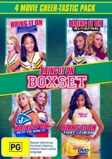 Bring It on 4 Movie Collection DVD R4 Again All or Nothing in It to Win It