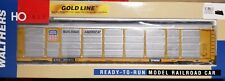 Walthers Gold Line Union Pacific Building America Tri-level Auto Carrier