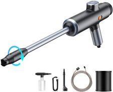 Baseus Akku Hochdruckreiniger Elektrische Mobiler Druckreiniger Spritzpistole DE