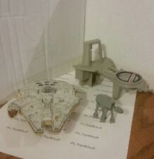 Vintage Star Wars Micro Collection parts
