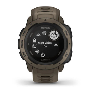 Garmin Instinct® – Tactical Edition Coyote Tan