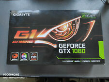 GIGABYTE Geforce GTX 1080 8GB DDR5 Gaming Graphics Card
