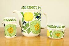 Thomas Scandic Nizza Porzellan Tischkern Kaffeekanne Zuckerdose Milchkännchen