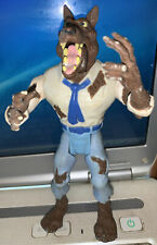 Real Ghostbusters Wolfman 1989 Vintage Action Figure - Monsters Wolf Man