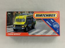 Matchbox MBX Service Chow Mobile Power Grab