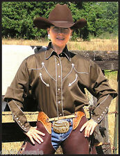 Pearl Snaps cowgirl woman Western Arrow Piped Shirt