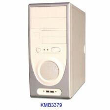 Beige Micro BTX Tower Case 300 Watt PSU. (kmb3379)