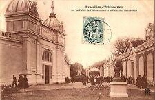 Le Palais de l'Alimentation,  Exposition d'Orleans 1905, Orleans, France 1905