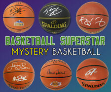 Schwartz Sports Basketball Star Signed Mystery Basketball - Series 20 (LE/50)