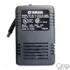 Yamaha  AC-10  DG Stomp, Magicstomp Power Supply 12VAC 1000mA - V5883000