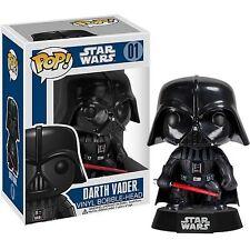 Star Wars Darth Vader Funko Pop! Vinyl Bobble Head - #01