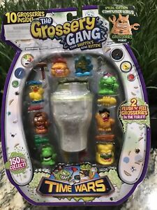 The Grossery Gang - Time Wars - Series 5 - 10-Pack (t3)