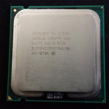 Intel Core 2 Duo 2.93 Ghz, 3M cache (E7500)