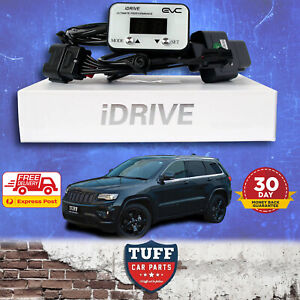 Jeep Grand Cherokee WK 2 2011 - 2019 iDrive WindBooster Throttle Controller
