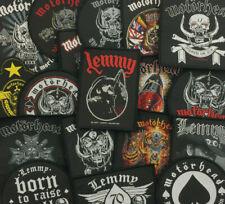 Motörhead Lemmy Aufnäher Rock Metal Patch