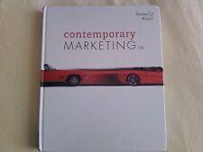 Contemporary Marketing 13th edition by David L. Kurtz and Louis E. Boone