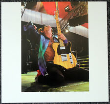THE ROLLING STONES POSTER PAGE KEITH RICHARDS . Y102
