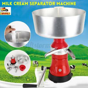 Milchzentrifuge 80 L Milch Sahne Separator Maschine-elektrische Kapazität