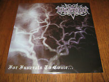 "KATATONIA ""For Funerals to Come..."" LP  opeth arcturus"